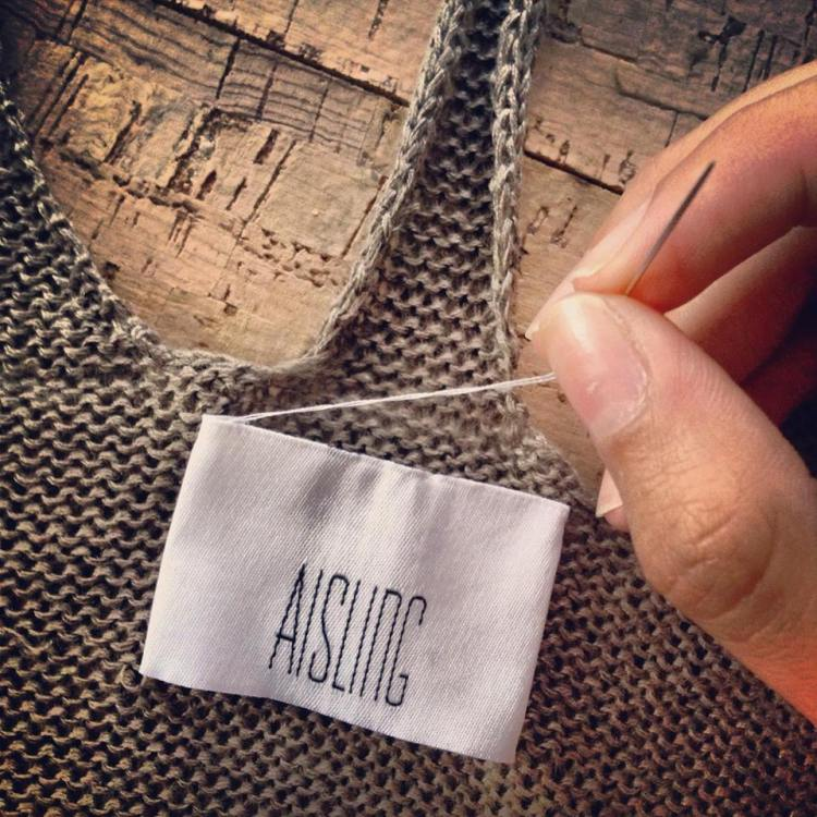 Aisling's label